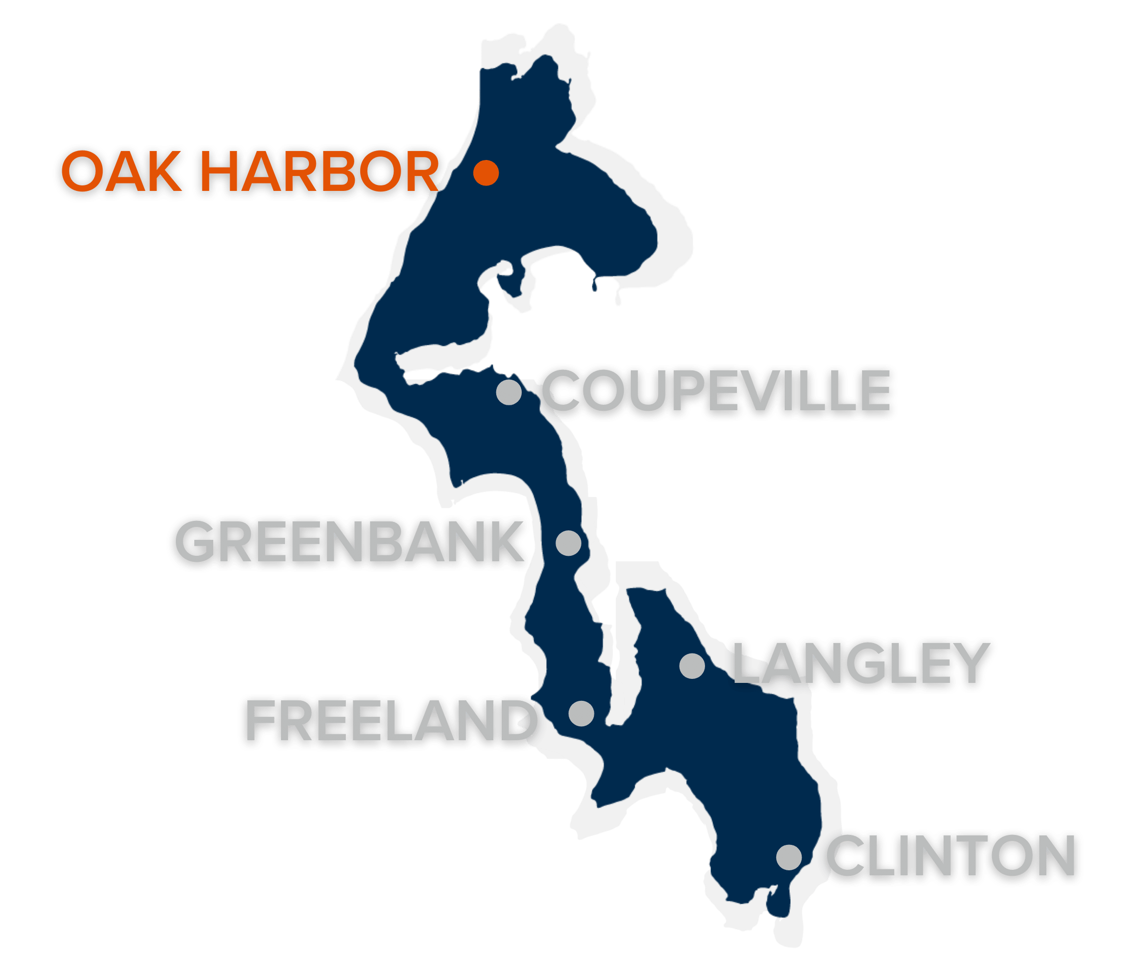Oak Harbor, Whidbey Island, Washington