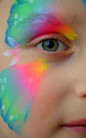 Face Painting, Whidbey Island, Carnival, Forth of July, Events