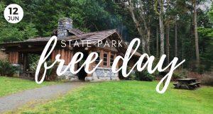 Washington State Park, Free day