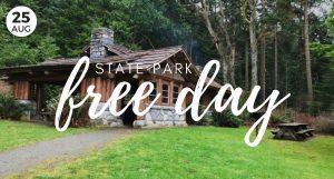 Washington State Park Free Day