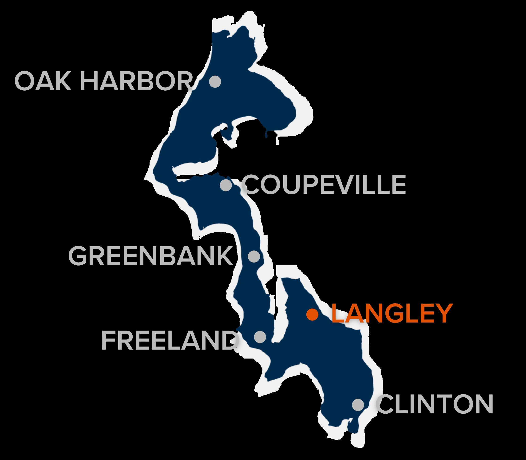 Langley, Whidbey Island, Washington
