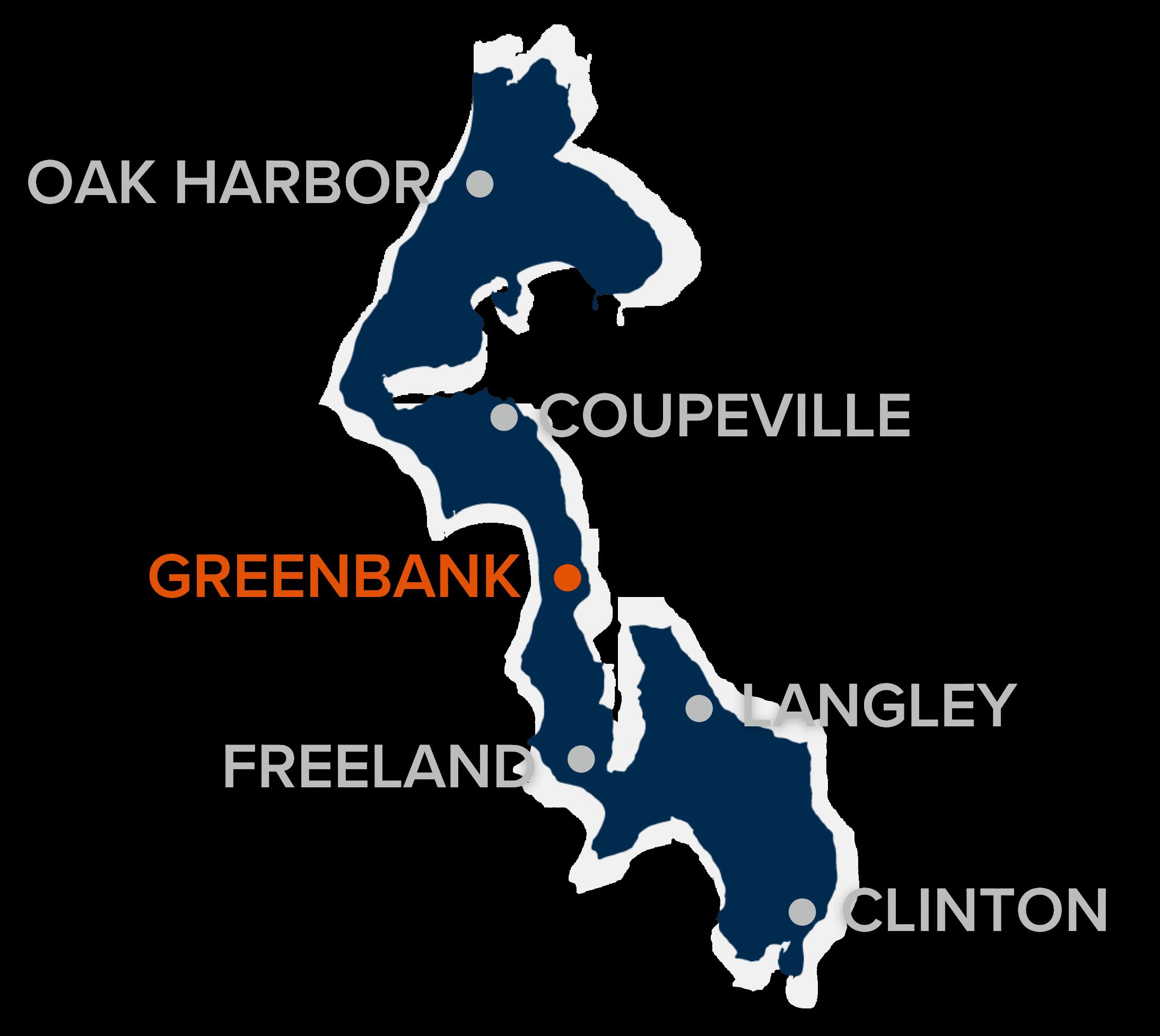 Greenbank, whidbey Island, Washington