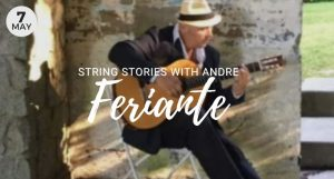 String Stories with Andre Feriante, Whidbey Island, Washington, Windermere