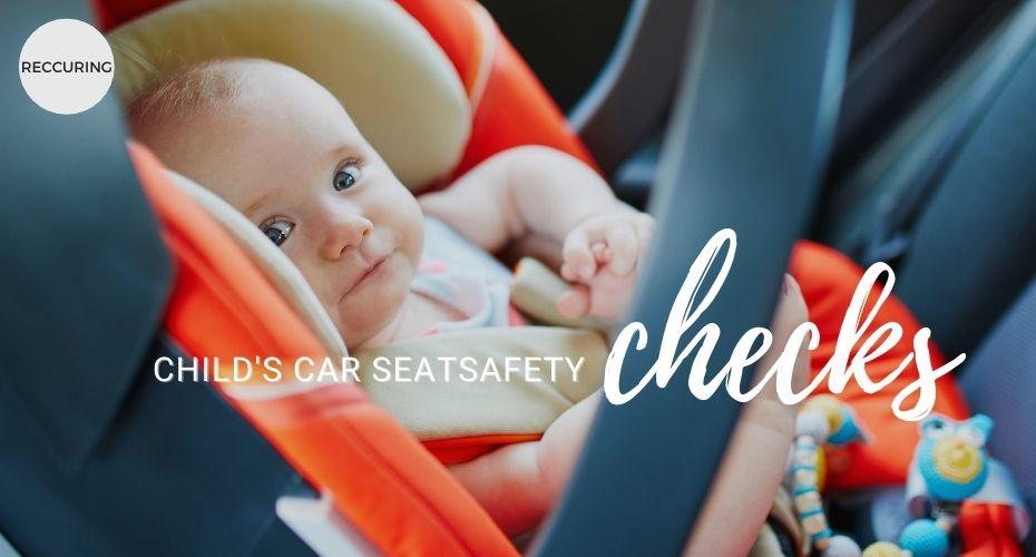 Free Child's car seat safety checks, Oak harbor, Whidbey Island, Washington, Windermere