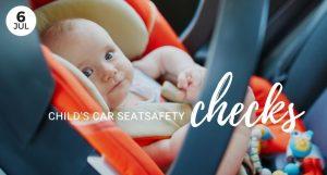 Free Child's Car Seat Safety Checks, Whidbey Island, Washington, Oak Harbor