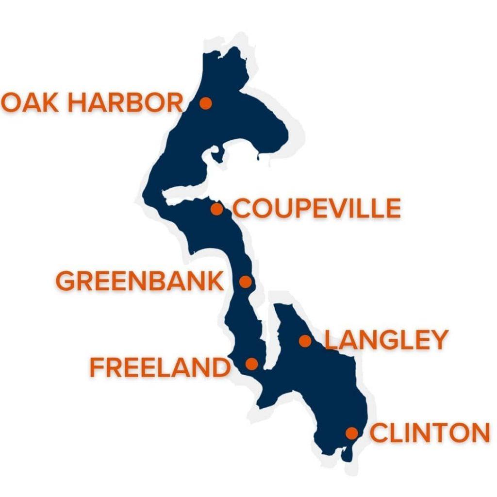 Welcome home, Whidbey Island, Oak Harbor, Coupeville, Greenbank, Freeland, Langley, Clinton