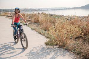Biking on Whidbey Island, Blog, Bike, Agent, Windermere, Real Estate, Anita