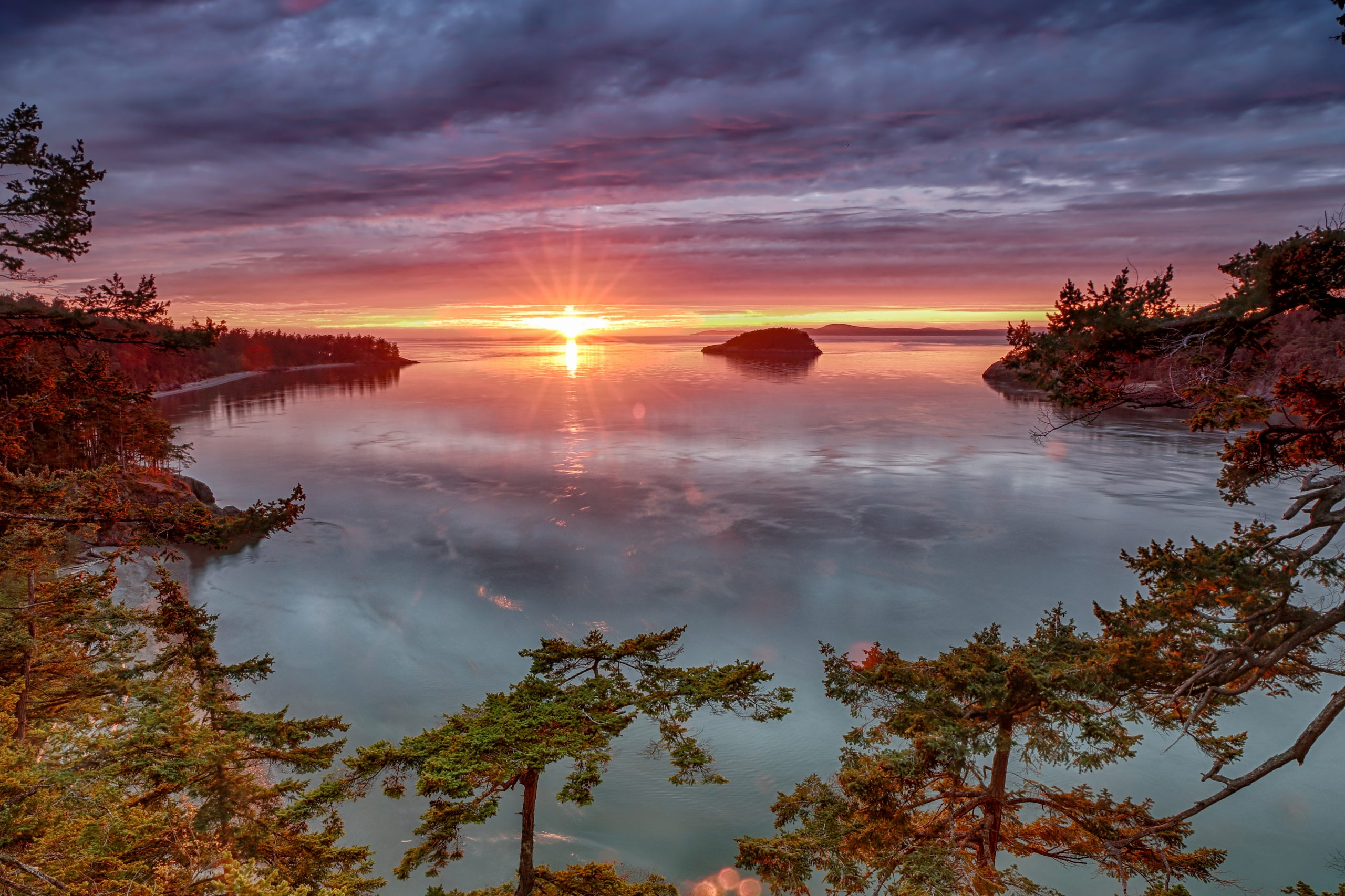 North North Whidbey, Deception Pass, Whidbey island
