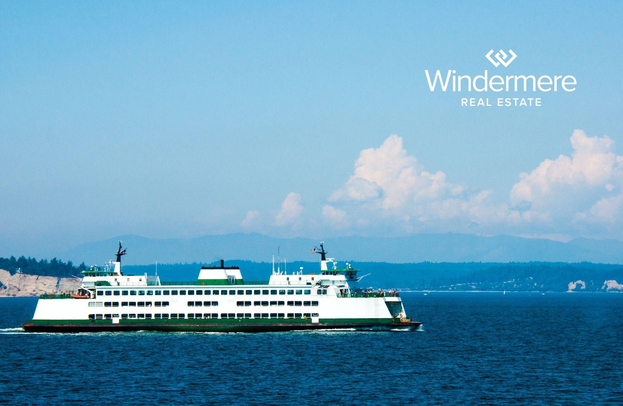 Clinton Ferry - April 2021