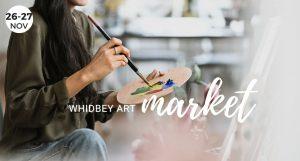 November, Whidbey Art Market, Whidbey Island, Washington, Event