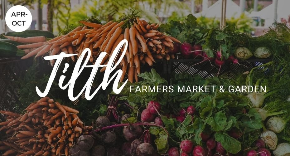 Tilth Farmers Market and Garden, Whidbey Island, Washington, Windermere, Featured