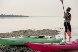 Staying cool this summer, Whidbey island