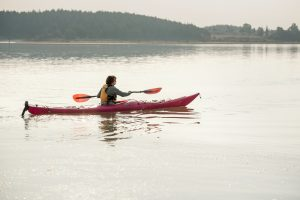 Todd, Kayak, Water activities on whidbey, Summer Fun, Windermere Real Estate