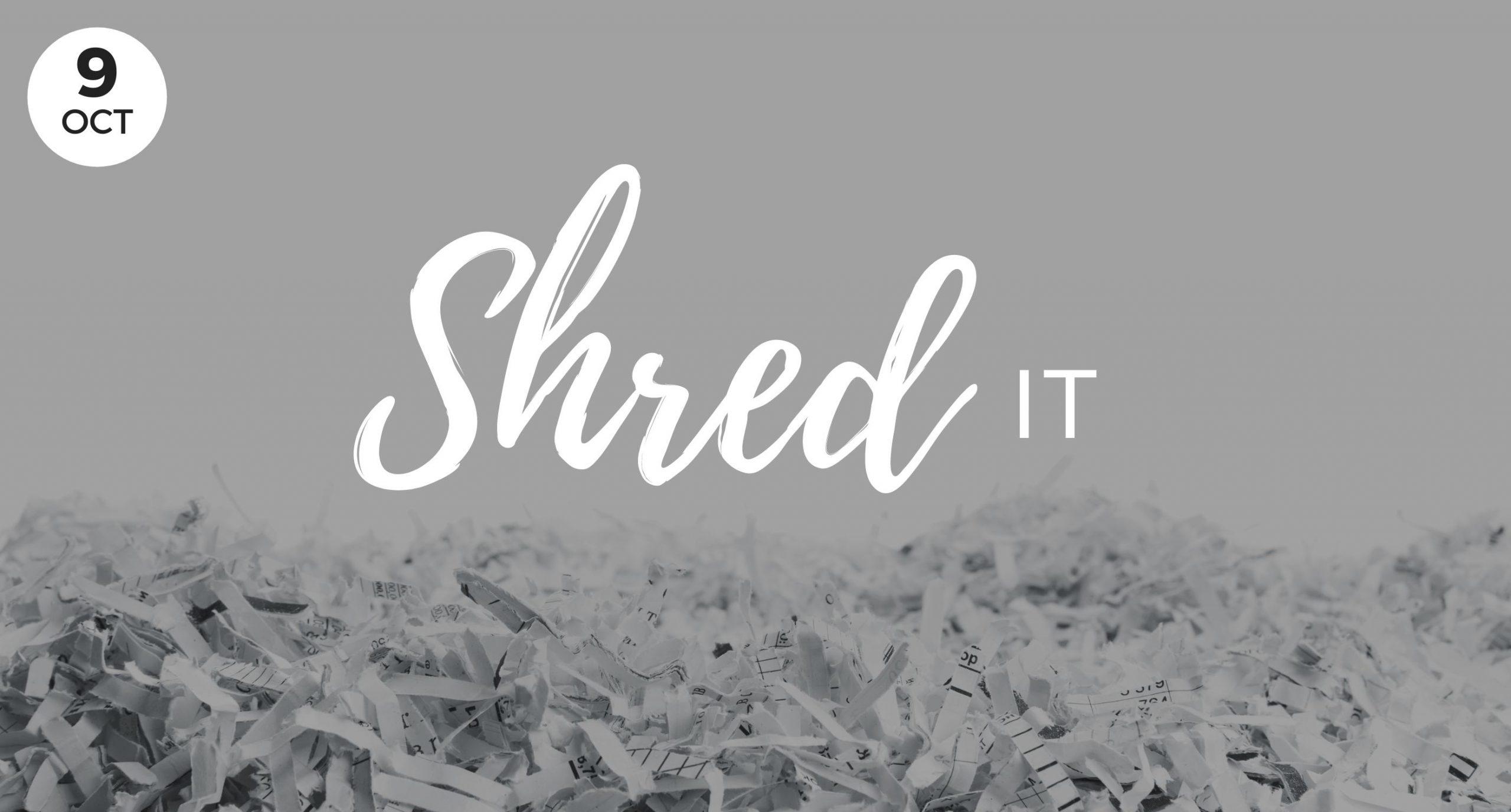 Shred-it, Local Event, Windermere Real Estate, Sponsor, Shred, Safe