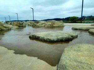 Splash Pad, Oak Harbor, Citty Beach, Windjammer Park, Local, stay cool