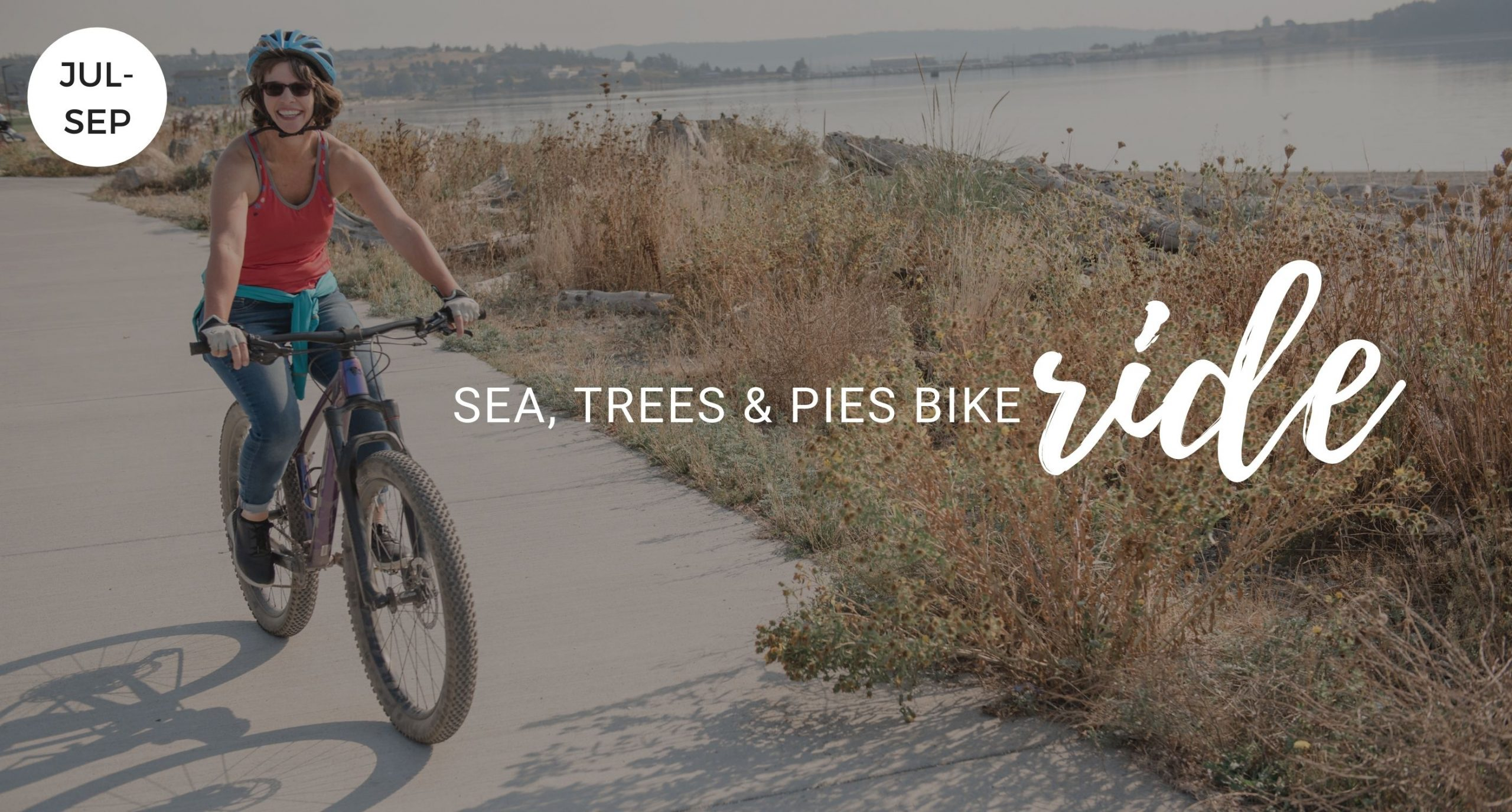 Sea, Trees & Pie Bike Ride