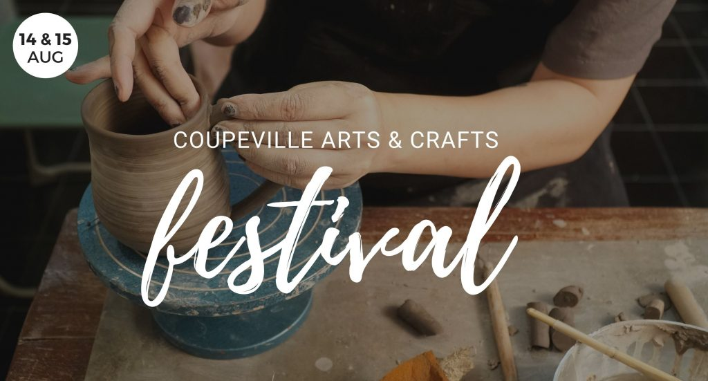 coupeville arts & crafts Festival, Whidbey Island, event, all in for you