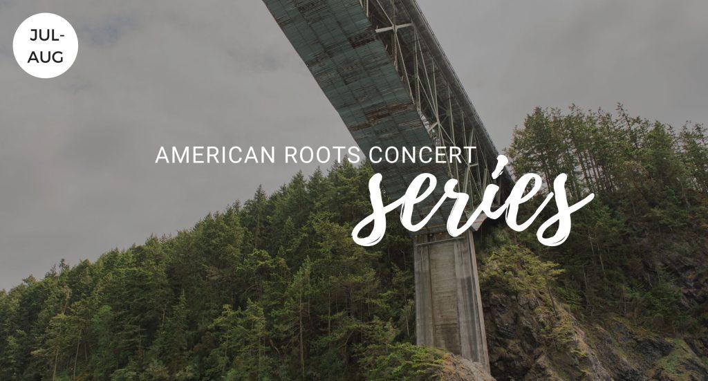 American Roots Concert Series, Deception Pass, State Park, Whidbey Island, Bridge, Oak Harbor, Washington