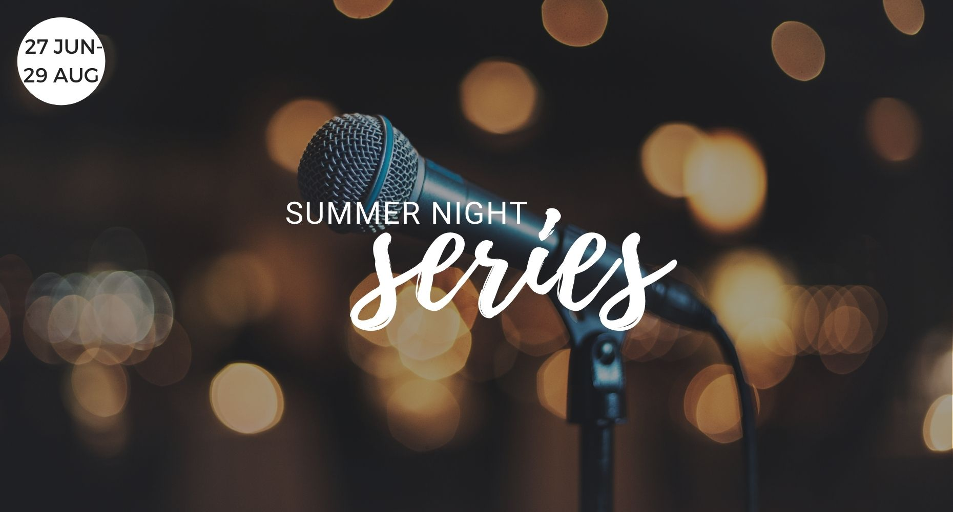 Summer Night Series , Happy Hour, Under the tent, Whidbey Island, Events, Washington, Things to do, music, Summer
