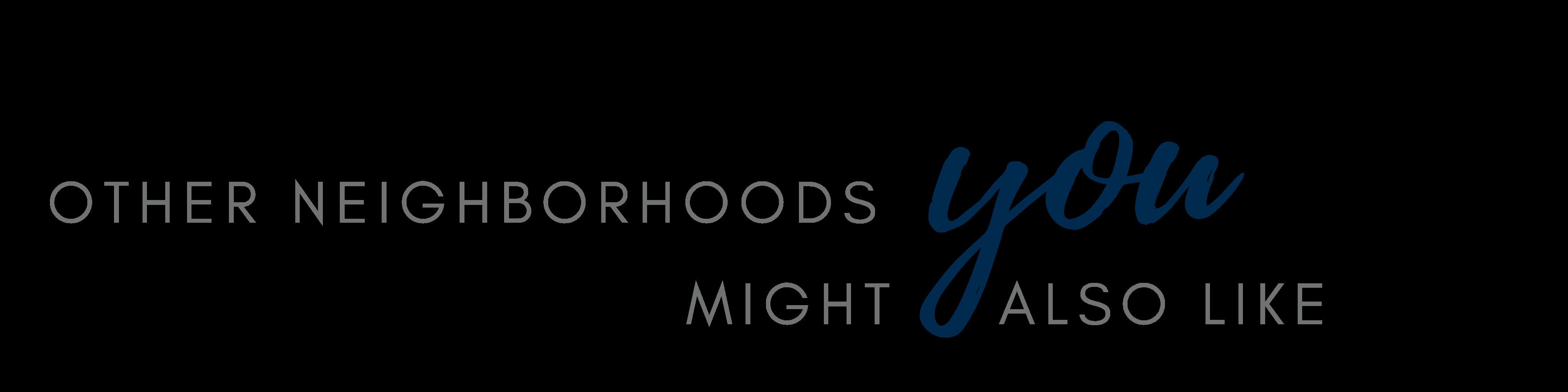 Neighborhoods (1)
