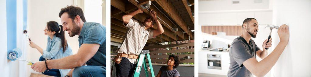 Should I buy or rent, Home Repair