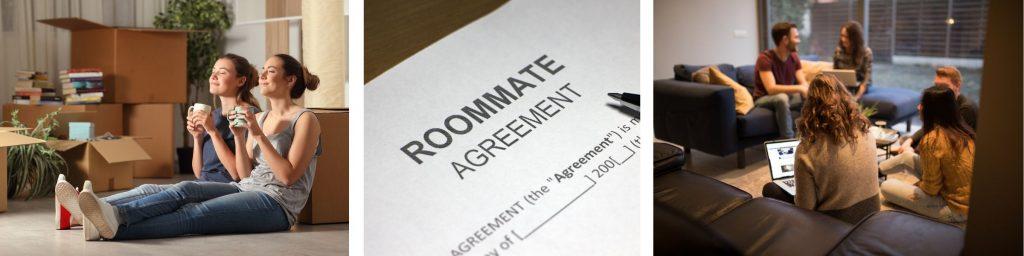 Should I buy or should I rent, roommates
