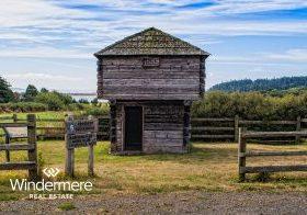 Crockett Blockhouse, Whidbey island, Coupeville, Whidbey island, Washington, Local, Destination Whidbey