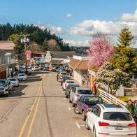 Downtown Langley